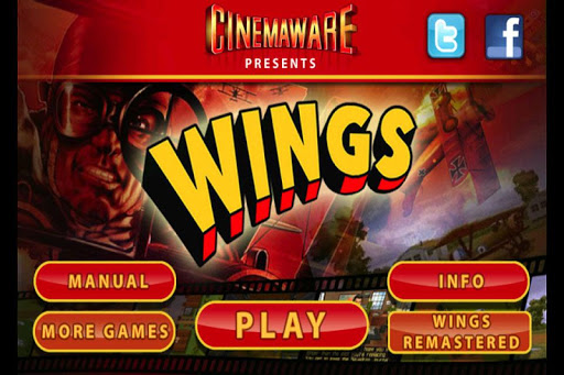 Wings Emulated Amiga Edition