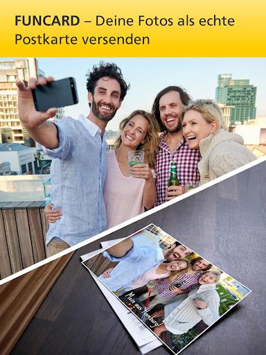 Funcard – Postkarten App