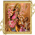 3D Maa Durga Live Wallpaper icon