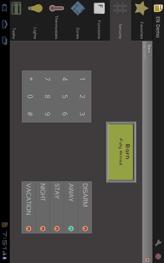 myKeypad Pro - screenshot