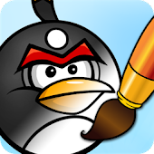Coloring: Angry Birts