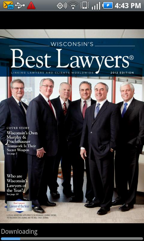 Best Lawyers - screenshot