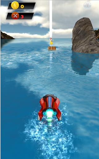 Jet Boat Super Racing 3D