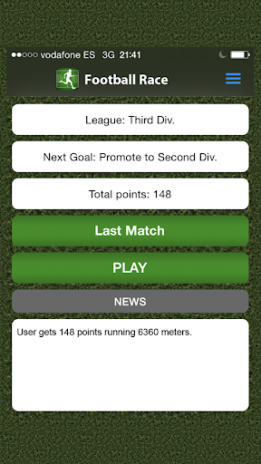 【免費健康App】FootballRace-Running GameTRIAL-APP點子