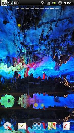 underground cave lwp 9.01 screenshots 3