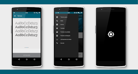 Flat colors CM12 Theme v1.4
