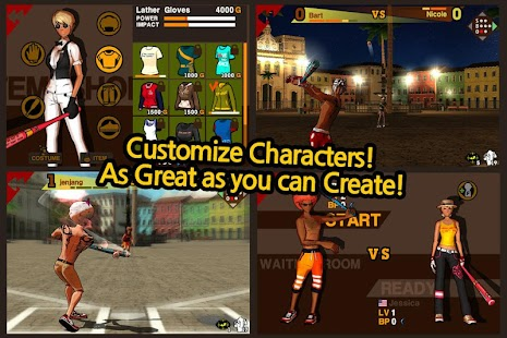 Freestyle Baseball - screenshot thumbnail
