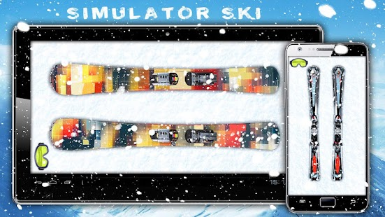 Simulator Ski - screenshot thumbnail