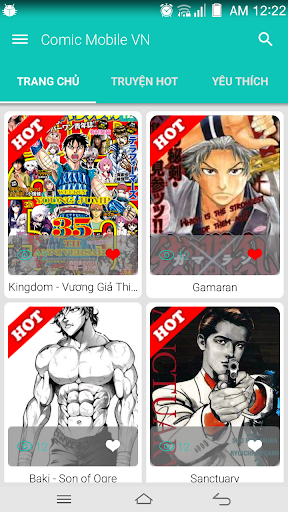 Comic Mobile VN
