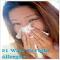 51 Ways To Fight Allergies logo