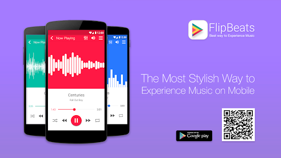 FlipBeats - Best Music Player - screenshot thumbnail