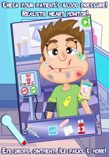 Nurse's Office - Virtual Kids
