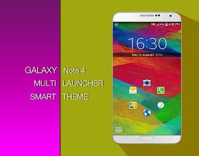 Galaxy note 4 theme