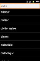 Screenshot of LEV Français