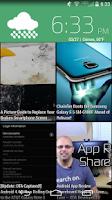 Screenshot of DO Launcher Sense 6 Theme