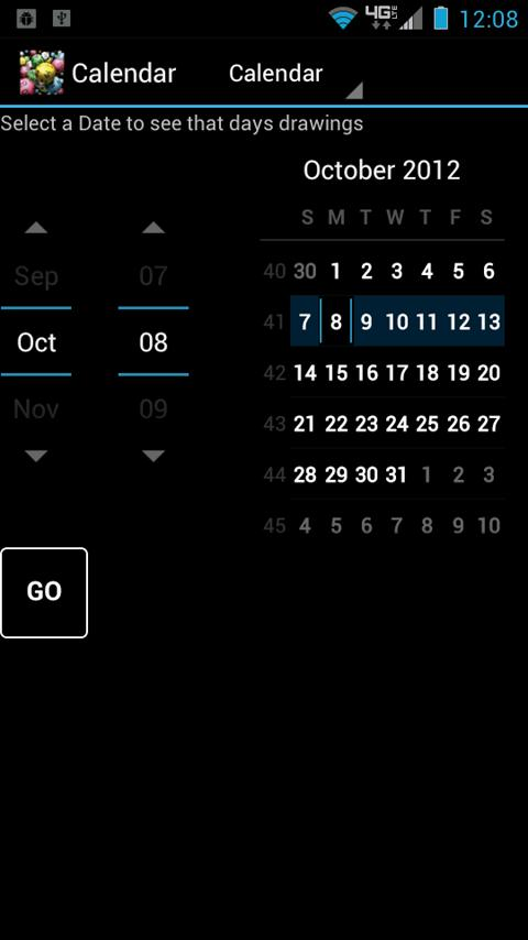 VA Numbers Droid Lite - screenshot