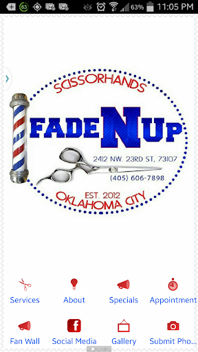 Fade N Up