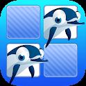 记忆游戏 海洋动物 icon