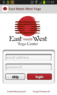 East Meets West Yoga Center - screenshot thumbnail