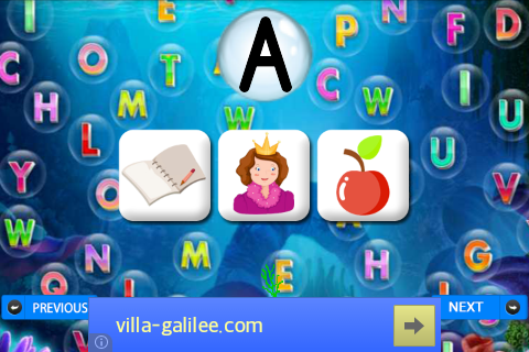 English Games For Kids - screenshot