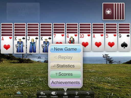 Spider Solitaire 1.3.4.24 screenshots 7