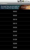Screenshot of AutoMuter