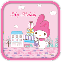 My Melody Shopaholic Theme