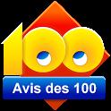 Avis des 100 (le jeu) icon