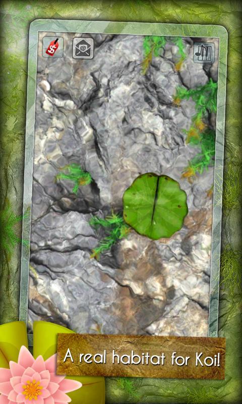 My Koi Pond - screenshot