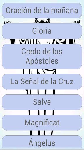 Oraciones catolicas cristianas