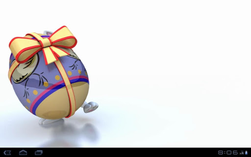 【免費個人化App】Rabbit with Gift LiveWallpaper-APP點子