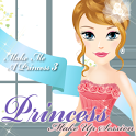 Princess Makeup Lite icon