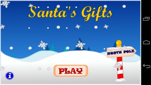 玩免費休閒APP|下載Santa 's Christmas Gifts app不用錢|硬是要APP