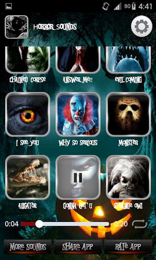 無料音乐Appのホラーサウンド|HotApp4Game