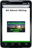 Screenshot of All About Skiing