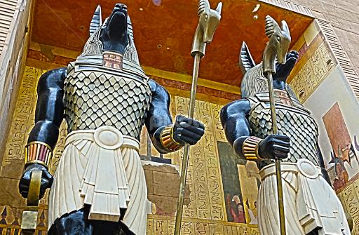 Ancient Egypt Statues Statues Monuments Buildings