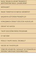 Screenshot of Bir Dava Adamı'nın Notları