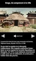 Screenshot of La Mongolie entre deux ères