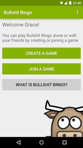 Bully Bullshit Bingo