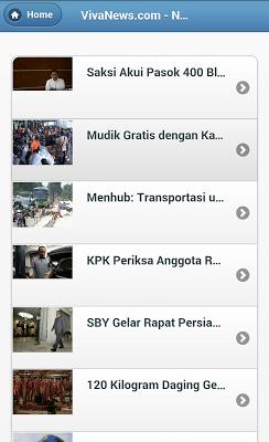 Berita Koran Indonesia - screenshot