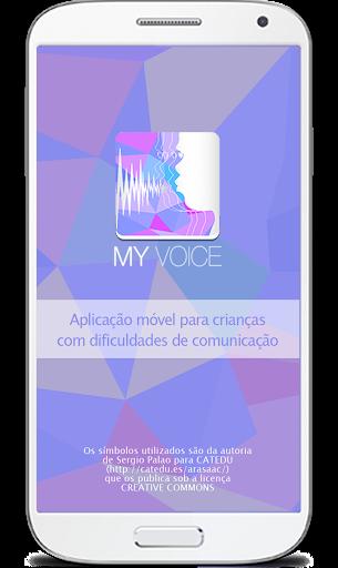 MY Voice - App