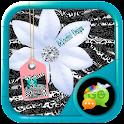 Zebra Devine GO SMS Pro Theme icon
