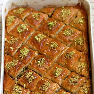 How to Make Baklava.