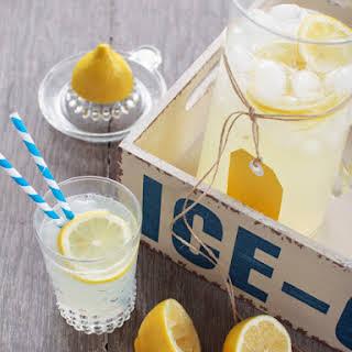 Boozy Lemonade.