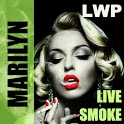 Marilyn Monroe - Live Smoke icon