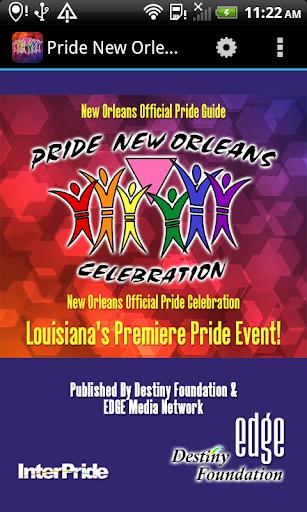 Pride New Orleans Celebration
