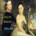 Learn English by repeating icon