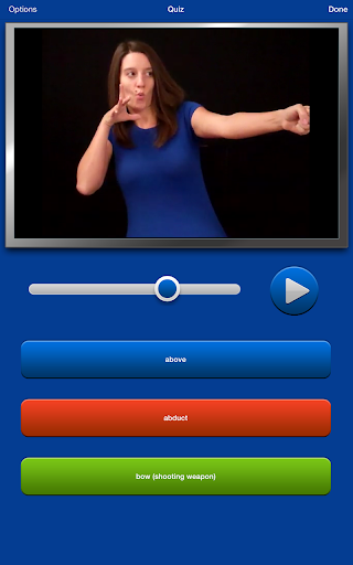 ASL Dictionary - Sign Language image | 8