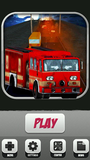 Fire Truck Frenzy Racing Free