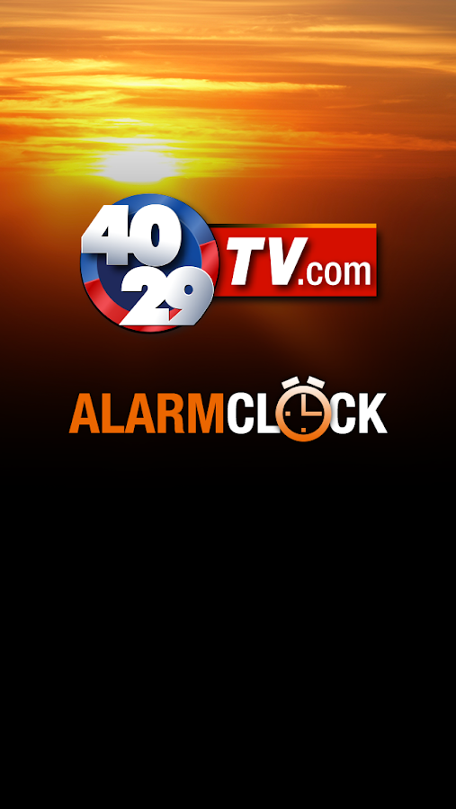 Alarm Clock 40/29 TV KHBS/KHOG - screenshot
